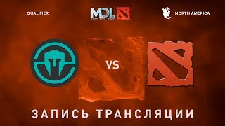 Immortals vs CES, MDL NA, game 1 [Maelstorm, 4ce]