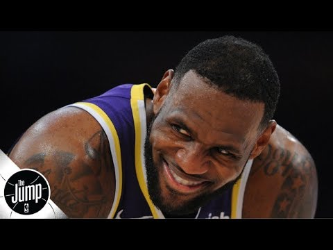 Video: LeBron James still has an 'intense desire' to make it work with Lakers - Dave McMenamin | The Jump