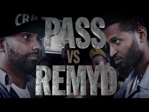 KOTD – Rap Battle – Pass vs RemyD