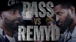 King of the Dot | Pass vs. RemyD