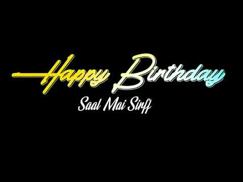 Happy Birthday 🎂 Birthday Wishes♫ Birthday Song🎉whatsapp happy birthday status video