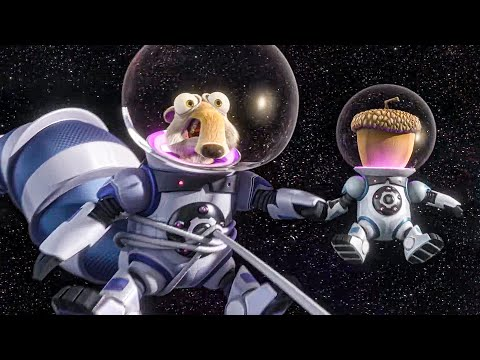 Scrat In Space! - ICE AGE 5: COLLISION COURSE Short Movie (2016)