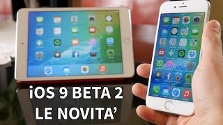 iOS 9 beta 2: tutte le novità!, ios 9, ios, iphone, ios 9 ra mat