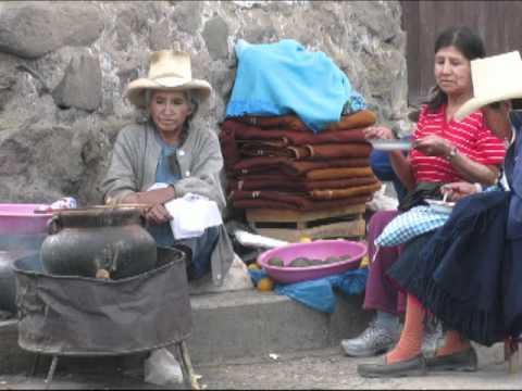 SANTIAGO DE CHUCO (Viaje)