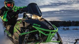 10. New 2017 Arctic Cat® XF 6000 Snowmobile for sale near Milwaukee, WI