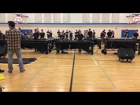 2019 MPA — Foley In The Lot - River City Rhythm Front Ensemble