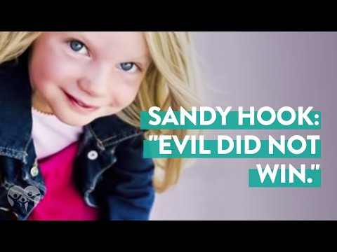 Evil did NOT win.  A powerful video from a Sandy Hook family.  Get the tissues ready!