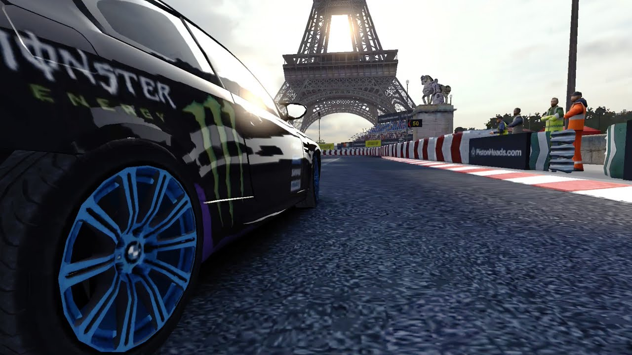 Here's the Stunning First Footage From the Mobile Port of 'GRID Autosport'
