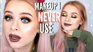 Video FULL FACE OF PRODUCTS I NEVER USE | sophdoesnails MP3, 3GP, MP4, WEBM, AVI, FLV Oktober 2018