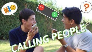 Video ELLE PLEURE AU TELEPHONE, OMGGG / CALLING PEOPLE MP3, 3GP, MP4, WEBM, AVI, FLV Agustus 2017