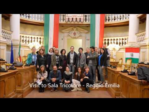 Πανευρωπαϊκή συνάντηση της Reggio Emilia