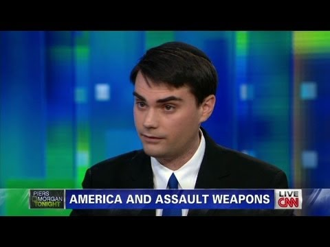 Ben Shapiro on Gun Control, 2nd Amendment Debate Video