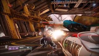 Destiny 2 Sweet Business Exotic Auto Rifle Gameplay