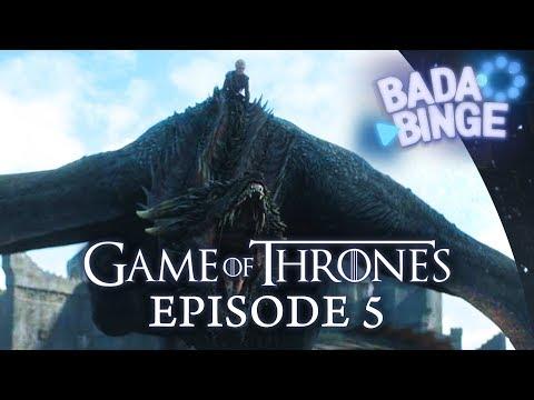 Eastwatch: Game Of Thrones Staffel 7 Episode 5 - Review   Bada Binge-Spezial