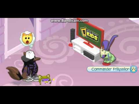 animal jam meets veggietales: there once was a man *REMAKE*