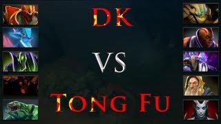 [#012] DK vs TongFu - G1-League - DOTA 2 FR