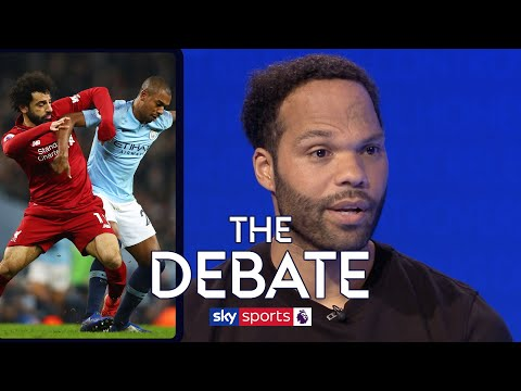 Who Will Win The Premier League - Liverpool Or Man City?  | Q&A With O'Shea And Lescott | The Debate