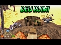 Ark Survival Evolved: S.A.S INVADE - PERDEMOS A CHANCE DE DOMINAR O SCORCHED?(OFICIAL 788) #9