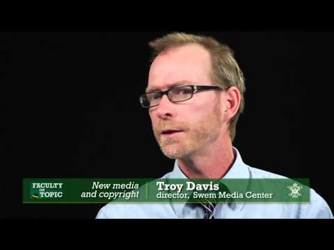 Davis: Copyright and new media