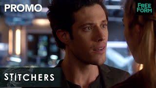 "Stitchers   Season 3 Episode 9 Promo: ""Kill It Forward""   Freeform"