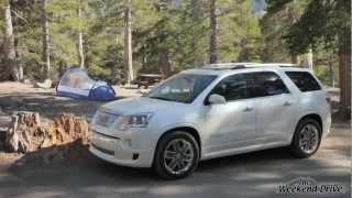 2012 GMC Acadia Roadtrip&Review