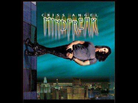 Criss Angel Mindfreak Seasons 1,2,3 and 4