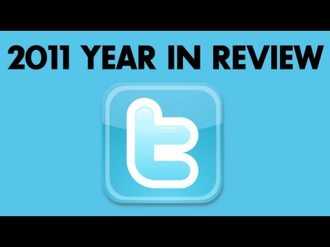2011 Told Through Twitter - Year in Review