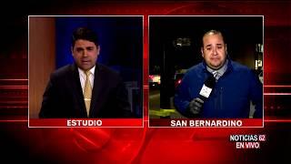Alarma en la Universidad Cal State San Bernardino - Noticias 62 - Thumbnail