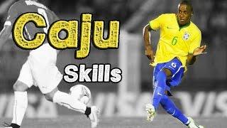 Melhores lances e jogadas do lateral esquerdo Wanderson de Jesus Martins 'Caju' de 19 anos de idade atuando pelo Santos...
