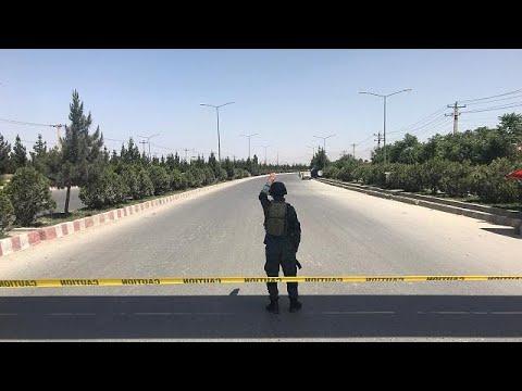 Αφγανιστάν: Σε ισχύ η κατάπαυση του πυρός από τους Ταλιμπάν…
