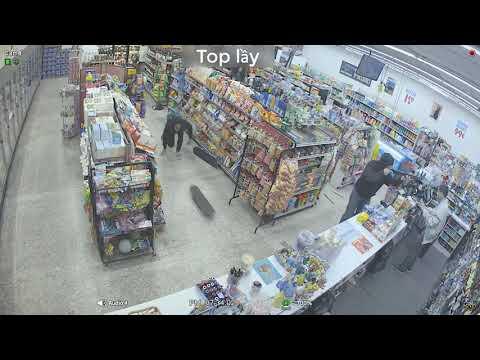 Cướp gặp ngay trộm, trộm có tâm vc :))