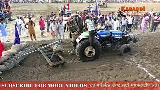 71 72 Crack Mehkma 1st Prize Winner of Tractor Tavian Mukabla, Budhi Pind Hoshiarpur -t series Ne