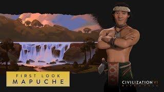 Video Civilization VI: Rise and Fall – First Look: Mapuche MP3, 3GP, MP4, WEBM, AVI, FLV Maret 2018