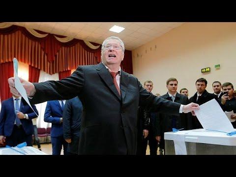 Ρωσία: Νίκη για Ζιρινόφσκι η άνοδος του LDPR στη δεύτερη θέση