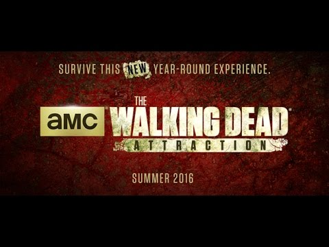 A YearRound Walking Dead Attraction Coming to Universal Studios Hollywood in Summer