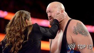 Slap-A-Thon: WWE Top 10 Slaps
