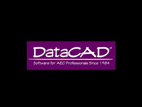 DataCAD Tutorials - 01 | How to create new file & unit setup