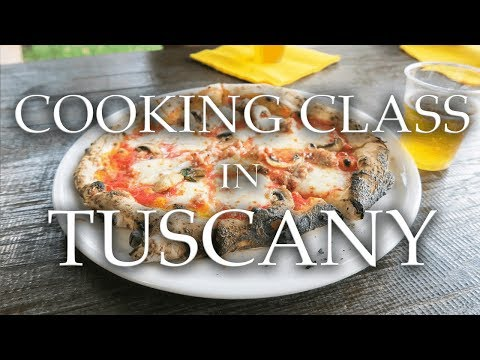 Cooking Class In TUSCANY | It's That Time For