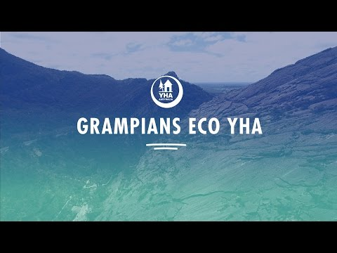 Video of Grampians Eco YHA
