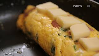 Video Chef's Table - Spinach cheese Omelette with Tomato Onion Salad MP3, 3GP, MP4, WEBM, AVI, FLV Desember 2018
