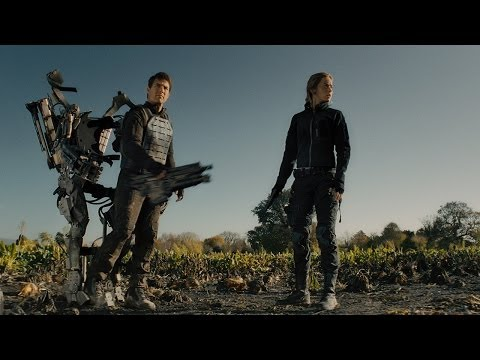 Edge of Tomorrow - Official Main Trailer