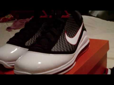 0 Nike Air Max LeBron VII   King James Shooting Stars Classic PE