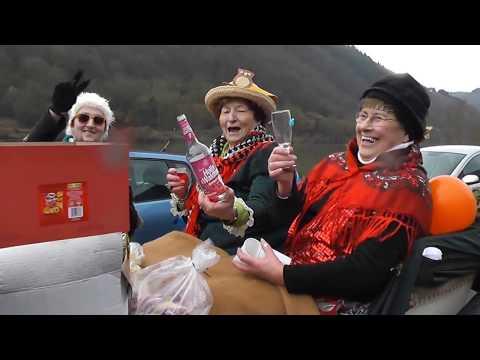 Karnevalsumzug 2018 in Ediger-Eller (видео)