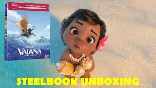 Nonton VAÏANA - ÉDITION SPECIAL FNAC STEELBOOK UNBOXING Film Subtitle Indonesia Streaming Movie Download