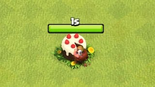 Video Clash of Clans - WHAT HAPPENS IF YOU REMOVE THE ANNIVERSARY CAKE? MP3, 3GP, MP4, WEBM, AVI, FLV Agustus 2017