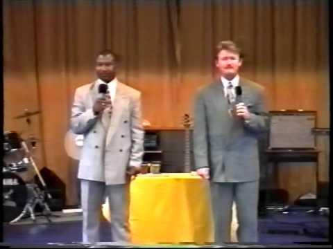 Geest & Waarheid Conferentie, Pastor Hesdey Alken & Prophet Tim Woodson      1