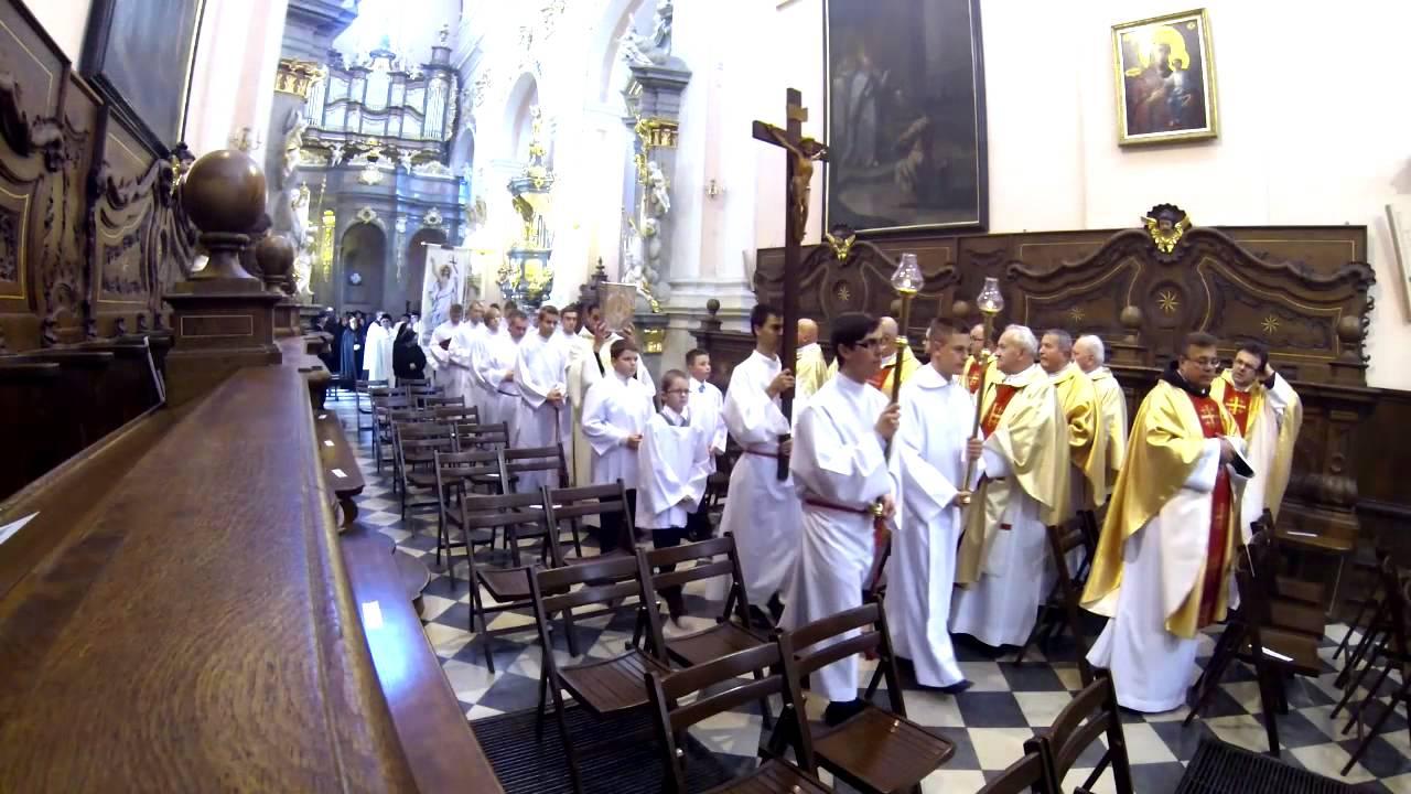 850 rocznica sprowadzenia do Polski i Miechowa Zakonu Stróżów Grobu Bożego w Jerozolimie