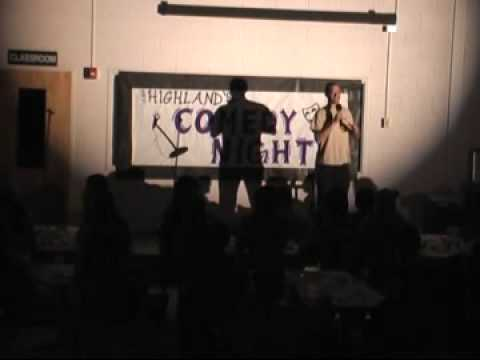 H.H. Comedy Night - Jason Cooper - Part 1
