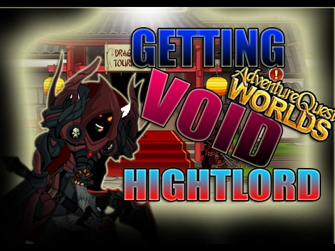 =AQW= Getting Void HighLord Class!!(hard Class)