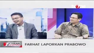 Video Dialog tvOne: Farhat Laporkan Prabowo MP3, 3GP, MP4, WEBM, AVI, FLV Oktober 2018